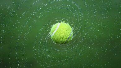 Best serve ever in tennis