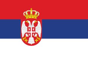 Rackets of tennis pros Serbia