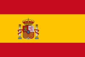 Rackets of tennis pros Spain